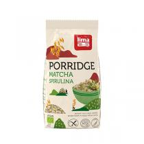 Lima - Express Porridge spiruline matcha - 350 g