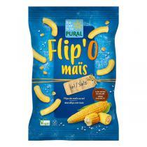 Pural - Biscuit apéritif Flip'o maïs 100g