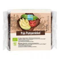 Pural - Pain complet au seigle Pumpernickel 375g