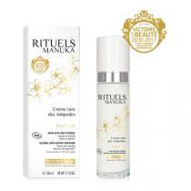 Rituels Manuka - Crème rare des Antipodes Nuit - 50 ml
