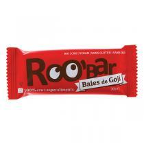 Roo'bar - Barre crue Baies de Goji bio et vegan - 30 g