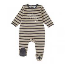 Tex Baby - Pyjama - Taupe - 9 à 24 mois