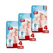 Tidoo - Pack 3x38 Culottes d'apprentissage T4 8-15kg Nature
