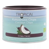 Tropical - Chips de noix de coco cacao - 120 g
