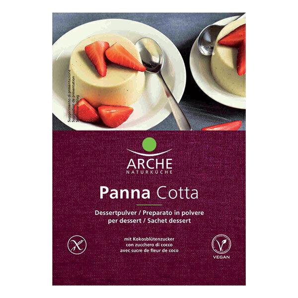 Arche - Panna cotta vegan 42g