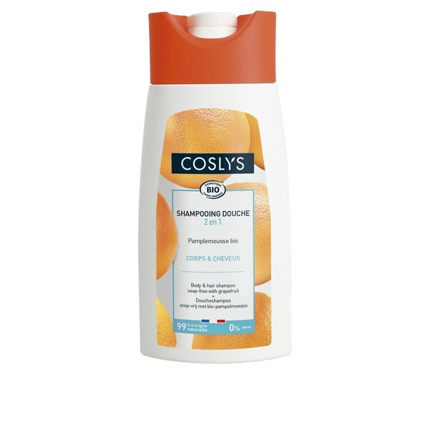 Coslys - Shampooing Douche Pamplemousse 250ml