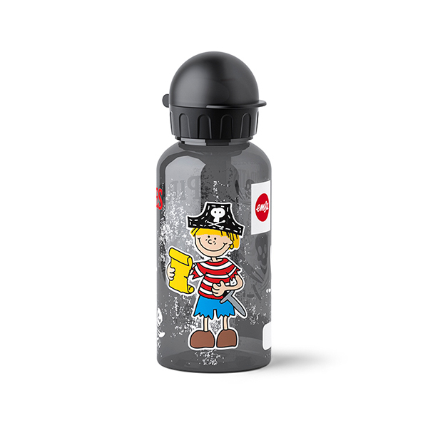 Emsa - Gourde Kids tritan pirate 0,4 l