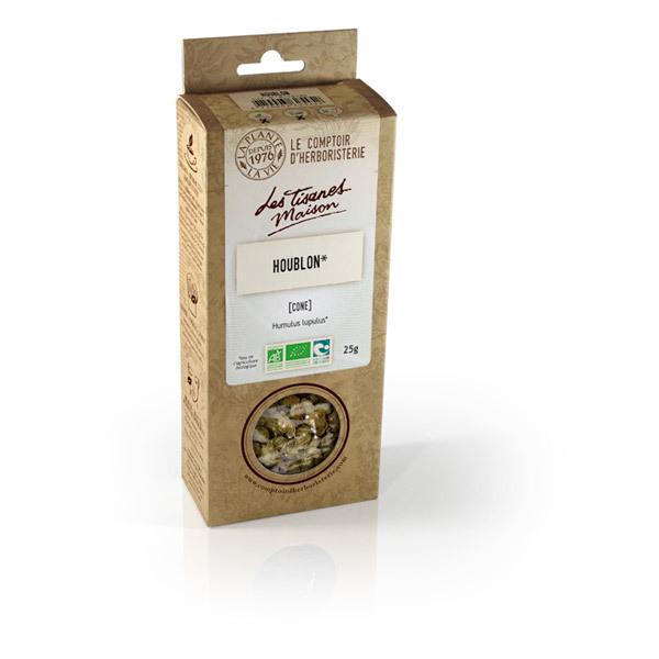Tisane houblon bio c ne 25g le comptoir d 39 herboristerie acheter sur - Le comptoir d herboristerie ...