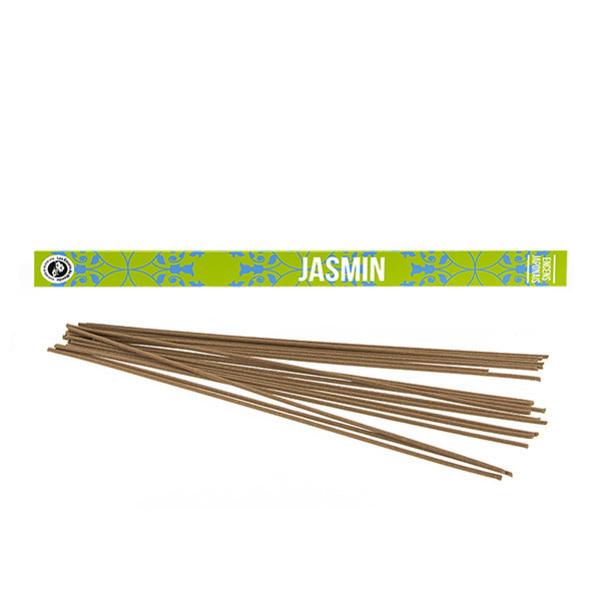 Les Encens du Monde - Encens découverte Jasmin 12 bâtonnets