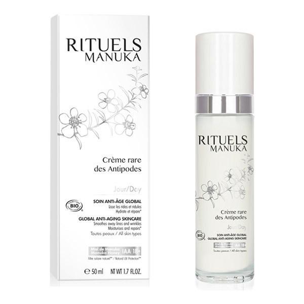 Rituels Manuka - Crème rare des Antipodes Jour - 50 ml