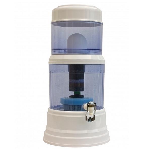 Fontaine EVA - Fontaine à eau filtrante EVA 1200 BEP 12L