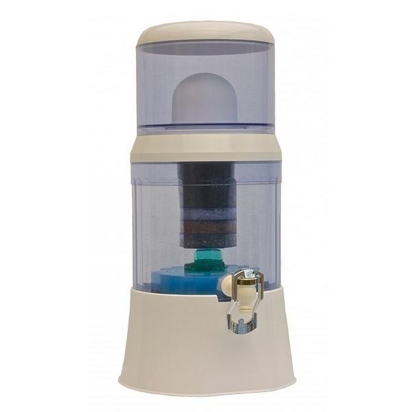 Fontaine EVA - Fontaine à eau filtrante EVA 700 BEP 7L