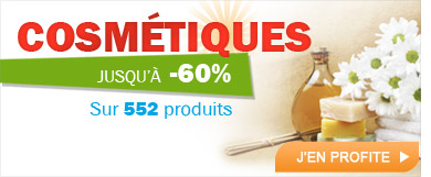 soldes cosmetiques